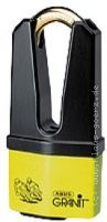 ABUS Bremss.-Schloss Granit Quick 37 gel...