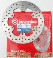Brembo Bremsscheibe hinten Serie Oro
