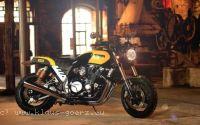 XJR 1300 Scrambler Preisliste